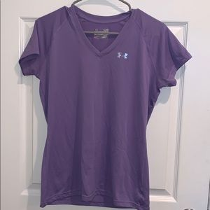 Under Armour heatgear semi-fitted V-neck